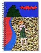 Piper 2 Spiral Notebook