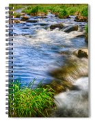 Pipestone National Monument Spiral Notebook