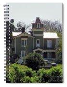 Pippi Longstocking House Spiral Notebook