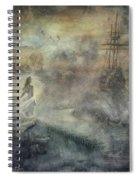 Pirates Cove Spiral Notebook