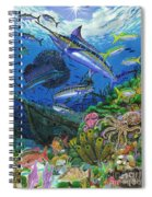 Pirates Reef Spiral Notebook