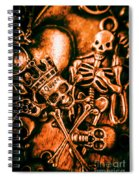 Pirates Treasure Box Spiral Notebook