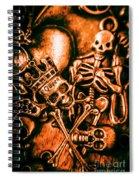 Pirates Treasure Box Spiral Notebook