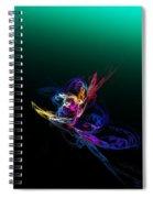 Pirouette Spiral Notebook