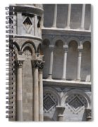 Pisa Leaning Tower 4637 Spiral Notebook