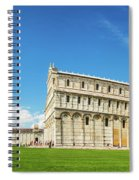 Pisa Panorama Spiral Notebook