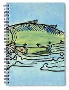 Piscis Australis, 1482 Spiral Notebook