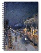 Pissarro: Paris At Night Spiral Notebook