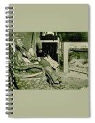 Pistol Bill Spiral Notebook