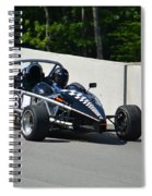 Pit Out Spiral Notebook