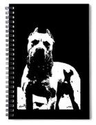 Pitbull Spiral Notebook