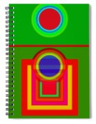 Pitch Spiral Notebook