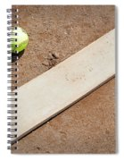 Pitchers Mound Spiral Notebook