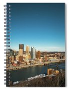 Pittsburgh Spiral Notebook