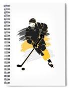 Pittsburgh Penguins Player Shirt Spiral Notebook