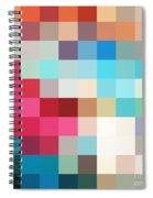 Pixel Art 2 Spiral Notebook