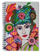 Pixie Girl Spiral Notebook