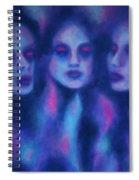 Pixies Spiral Notebook