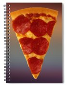 Pizza Slice  Spiral Notebook