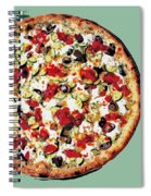 Pizza - The Guido Special Spiral Notebook