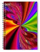 Pizzazz 1 Spiral Notebook