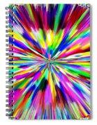 Pizzazz 19 Spiral Notebook