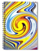 Pizzazz 25 Spiral Notebook