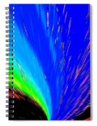 Pizzazz 3 Spiral Notebook