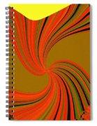 Pizzazz 34 Spiral Notebook