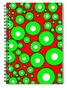 Pizzazz 5 Spiral Notebook