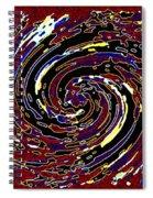 Pizzazz 51 Spiral Notebook