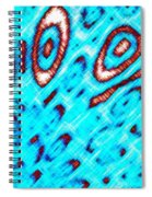 Pizzazz 6 Spiral Notebook