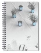 Place Settings Spiral Notebook