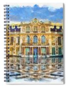 Places Spiral Notebook