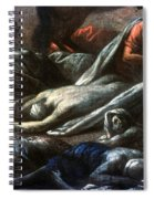 Plague In Marseilles, 1720 Spiral Notebook