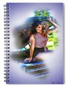Plaid Chevelle Spiral Notebook