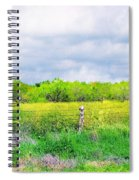 Plain Country Spiral Notebook
