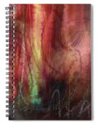 Planet Dance Spiral Notebook