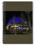 Planet Hollywood, Orlando, Florida Spiral Notebook
