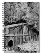 Plank House Spiral Notebook