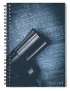 Planning The Heist Spiral Notebook