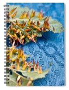 Plant Galls Spiral Notebook