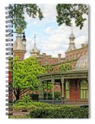 Plant Hall University Of Tampa Spiral Notebook