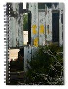 Plant Wall Needs Work Spiral Notebook