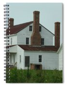 Plantation Averasboro Nc  Spiral Notebook