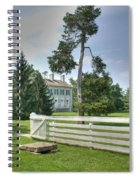 Plantation Home Spiral Notebook