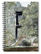 Plantation View Spiral Notebook