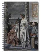 Plato's Symposium Spiral Notebook