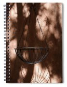 Play With Shades Spiral Notebook