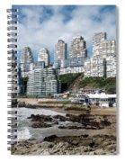 Playa Cochoa Chile Spiral Notebook